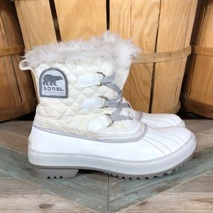 Sorel Torino Shortie Winter Boots (Waterproof)